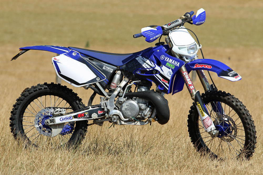 Dirt Bikes Yamaha Yz125 Motor Head Specs cc engine inside a