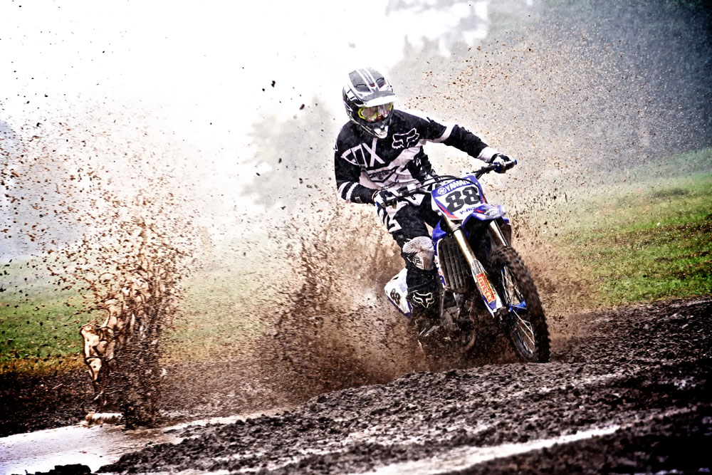 Mud-Riding