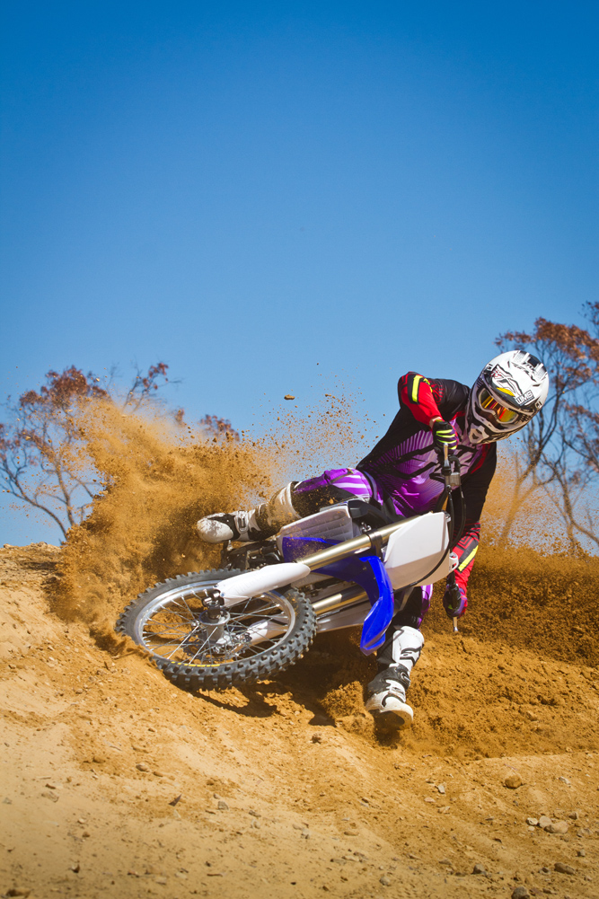 YZ450F_Action