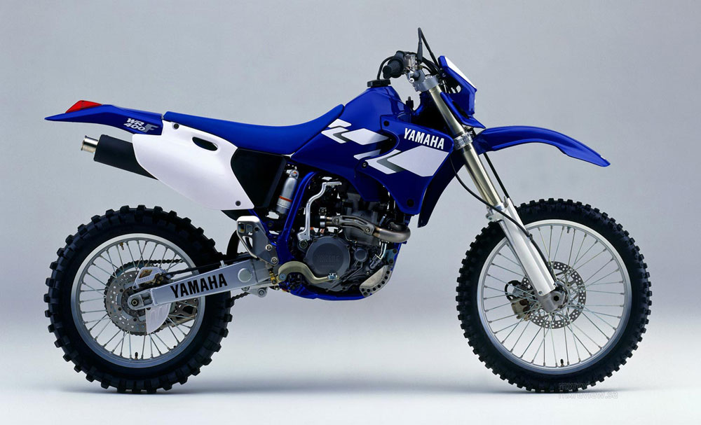 Feature The History Of Yamaha S Wr450f Dirt Action