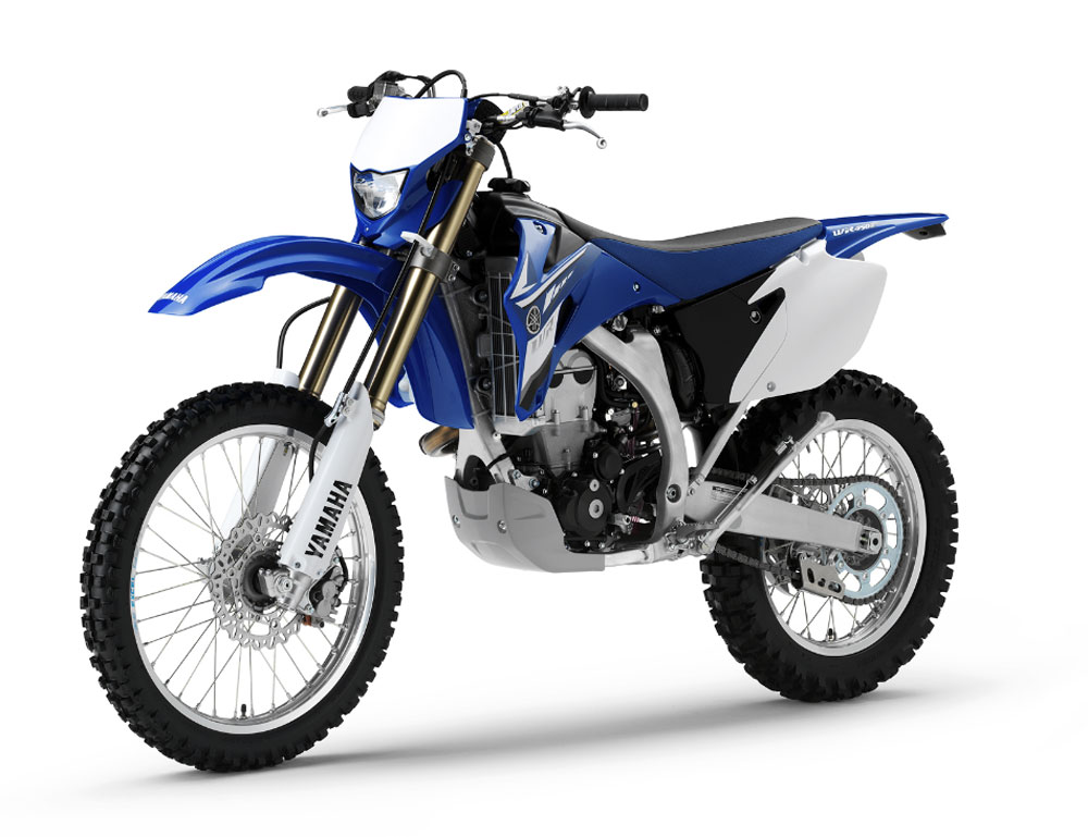 Feature: The History Of Yamaha's WR450F - Dirt Action