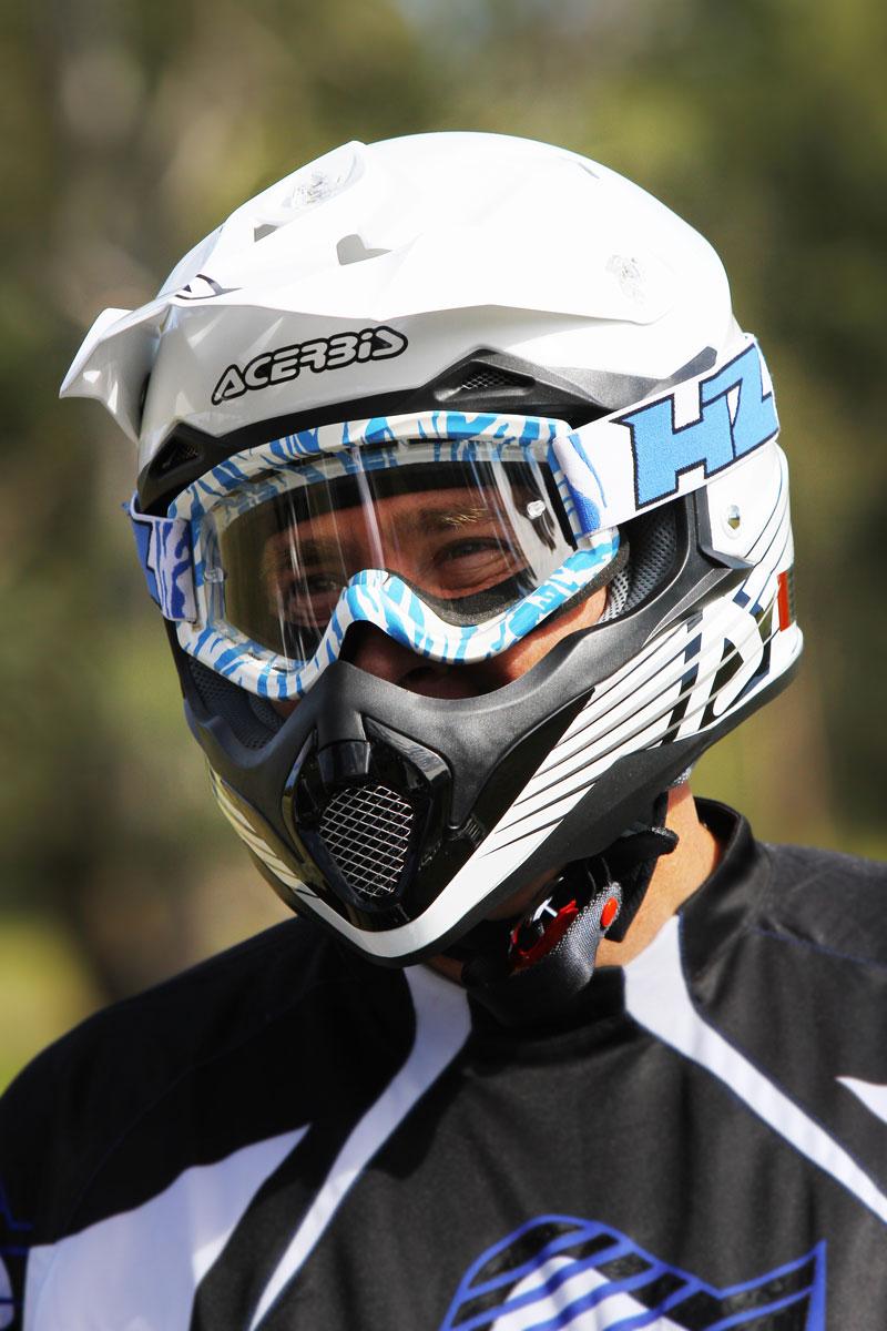 Acerbis-Helmet