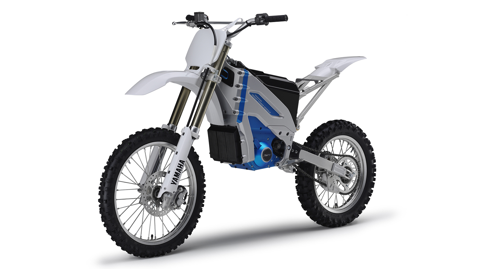 Future moto looking into the crystal ball dirt action for Yamaha electric motorcycle