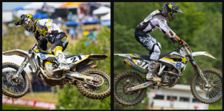 Anderson and Pourcel re-sign with Husqvarna