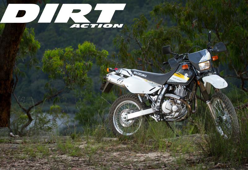 KAWASAKI KLR650 & SUZUKI DR650 BUDGET BUYS - Dirt Action