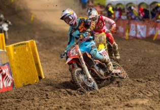 Dungey caps off dream season with a (1-2) finish