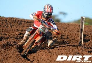 Kirk Gibbs eyeing off MX1 Championship