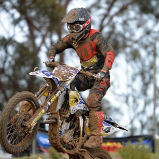 Luke Arbon will miss the remainder of the MX Nationals season