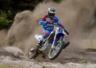 Mosig dominated Round 9 with a 1-1 finish at the MX Nationals