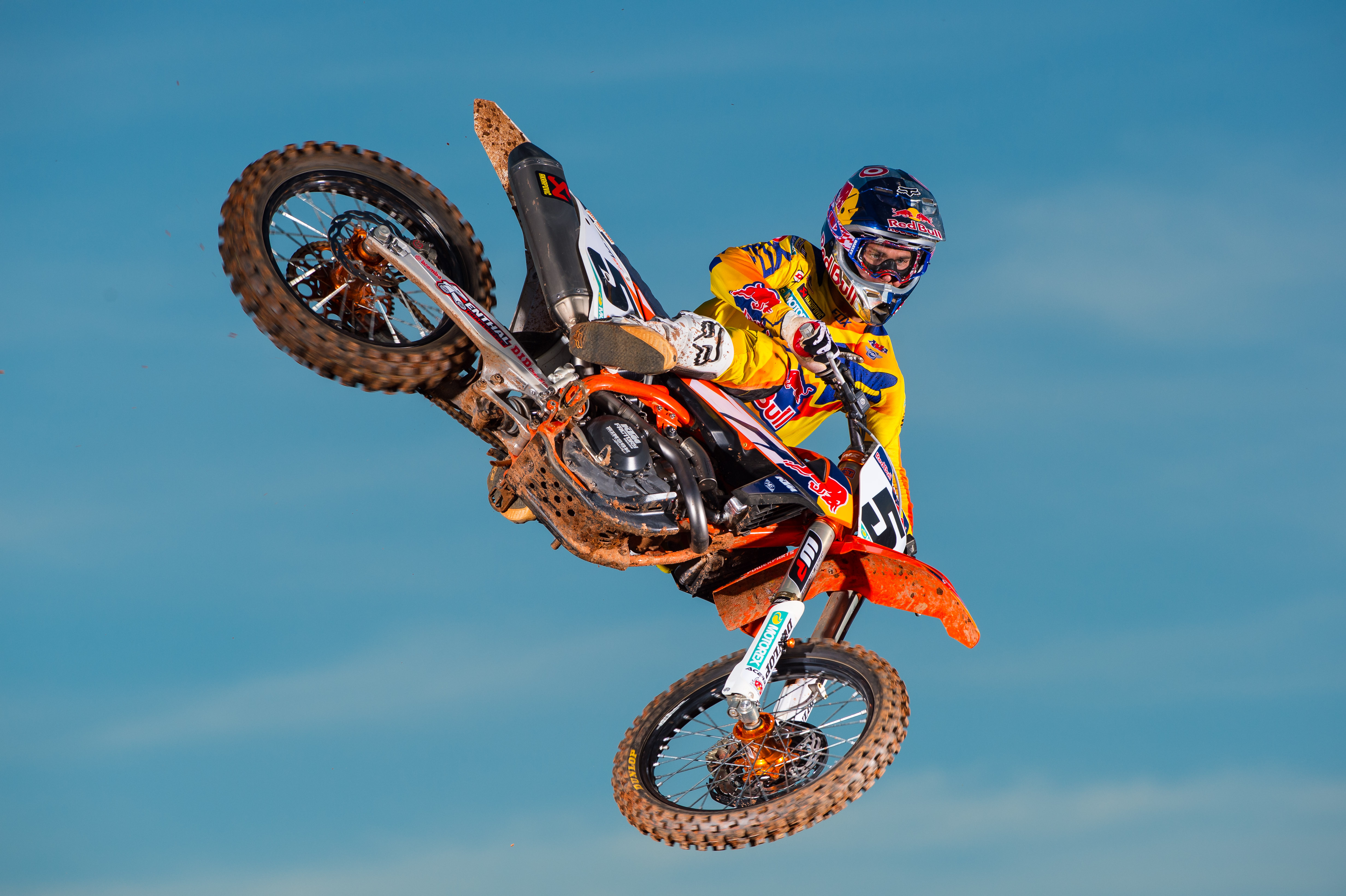 Mx Knee Braces >> Dungey Secures 2015 American Motocross Championships ...
