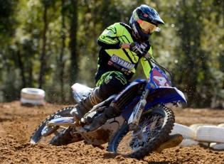 Wilson Todd Hanging onto First Place in the MXD class