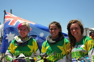 Aussie Women's Trophy Team