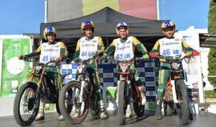 Australian TdN team