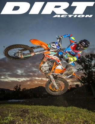 Caleb Ward for Dirt Action