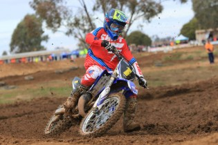 Cody Dyce is revving-up for the Australian Junior Motocross Championships that start this weekend in Bunbury, Western Australia IMAGES CREDIT John Smith