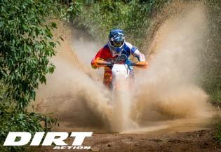 KTM 250 EXC-F off-road