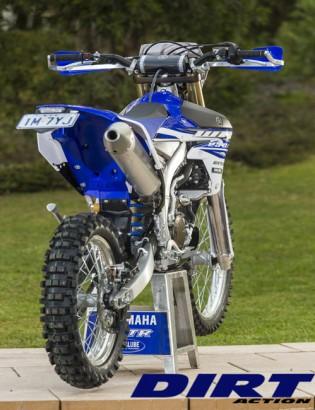 Yamaha WR250 F