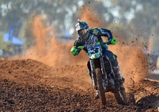 Adam Monea - Kawasaki Racing Team