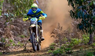 @MX1Australia -  Team MX1 Australia Suzuki Motorcycles Australia rider Wil Ruprecht. After Day 1 of the A4DE he sits in 2nd place in E1 and 9th.