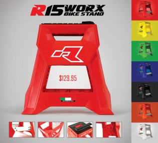 R15 Worx Bike Stand