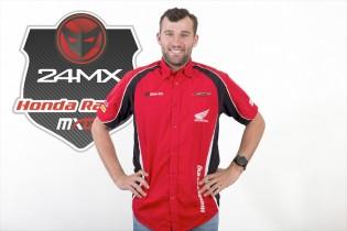 De Dycker signs with 24MX Honda Racing