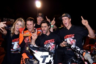 Jimmy Decotis  - 2015 SX2 Champion