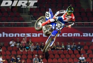 Chad Reed at the 2015 AUS-X Open