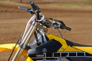 2016 Yamaha YZ450F Press Launch - Cessnock MX Track Cessnock NSW 7th August 2015  © Sport the library / Jeff Crow