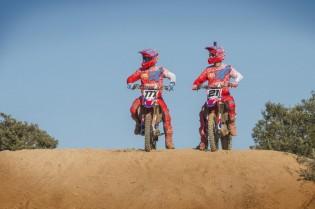 Paulin and Bobryshev prepare for MXGP 2016